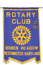 Rotary Club Bonds Meadow         Westminster, Maryland