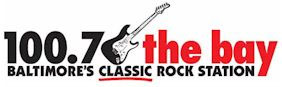 100.7 the bay Baltimore's Classic Rock Station