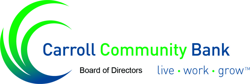 Carroll Community Bank Board of Directors live work grow