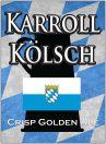Karroll Kolsch Crisp Golden Ale