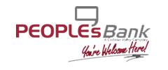 People's Bank You're Welcome Here!