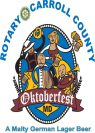 Rotary Carroll County A Malty German Lager Beer Oktoberfest MD