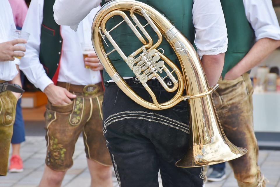 German music, carroll county