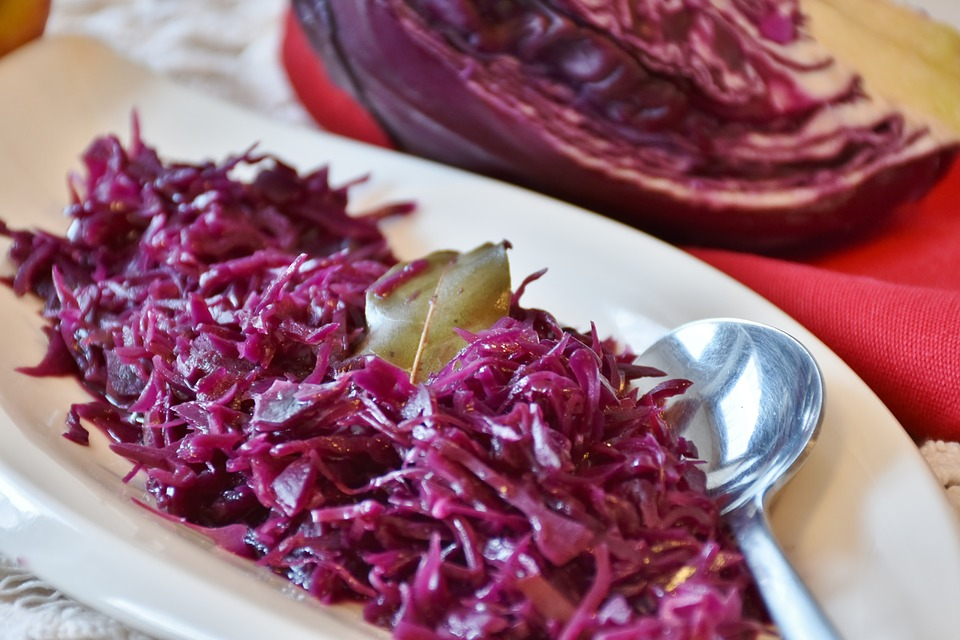 oktoberfest, food, rotkohl, cabbage, food, german food